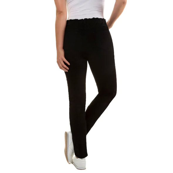 Jeans Julia, schmales Bein, Elastikbund