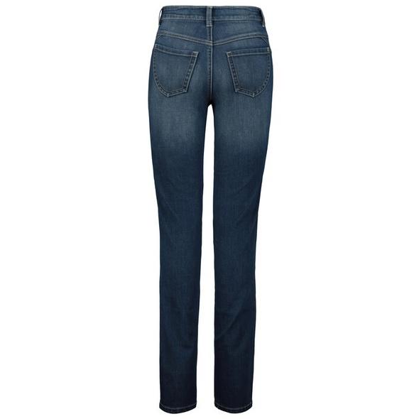 Jeans Julia, Schmucknähte, schmale 5-Pocket-Form