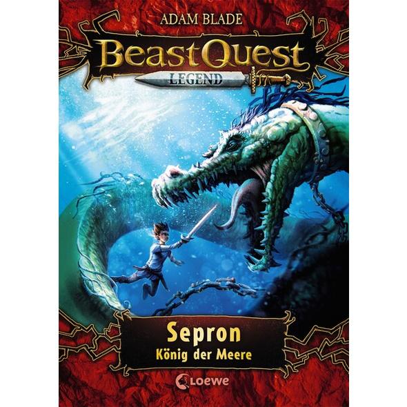 Beast Quest Legend 2 - Sepron, König der Meere