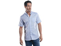 100% bügelfreies Hemd