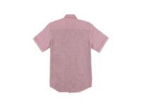 Sommerliches Kurzarmhemd mit Pepita-Musterung