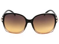 Sonnenbrille - Big Black Beauty