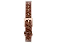 Uhr - Leather Snake