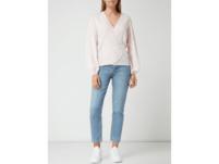 Skinny Mom Fit Jeans aus Baumwolle