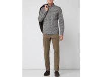 Slim Fit Freizeithemd aus Baumwolle Modell 'Felin'
