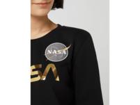 Sweatshirt mit NASA-Print