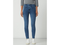 High Waist Skinny Fit Jeans mit Stretch-Anteil