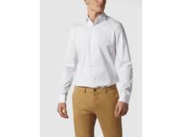 Modern Fit Business-Hemd aus Twill