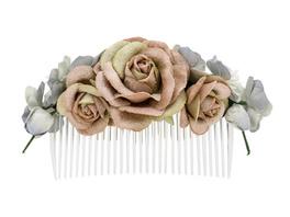 Haarkamm - Elegant Pastell