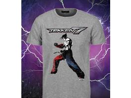 Tekken 7 - T-Shirt Kazama (Größe L)