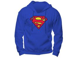 DC Comics - Hoodie Superman (Größe M)