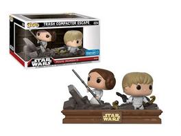 Star Wars - POP! Vinyl-Figur Trash Compactor Escape