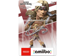 amiibo Figur Super Smash Bros. Simon