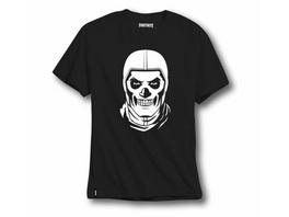 Fortnite - T-Shirt Kids Skull Trooper (Größe 152)