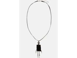 Kette, Model-Anhänger, Perlen