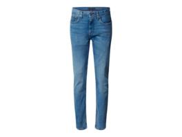 Straight Fit Jeans im 5-Pocket-Design Modell 'Denton'