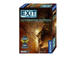 EXIT, Das Spiel - Die Grabkammer des Pharao, Kennerspiel des Jahres 2017