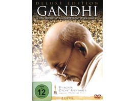 Gandhi  Deluxe Edition [2 DVDs]